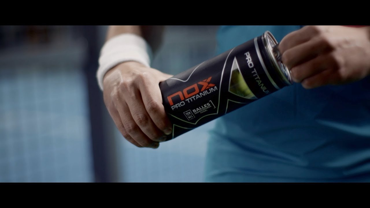 Balles nox pro titanium|Nox Pro Titanium