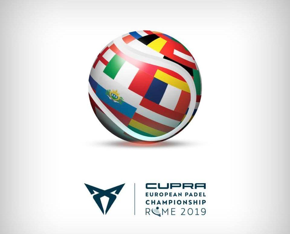 Cupra European Championship|Pays présents Rome|Pista central Roma