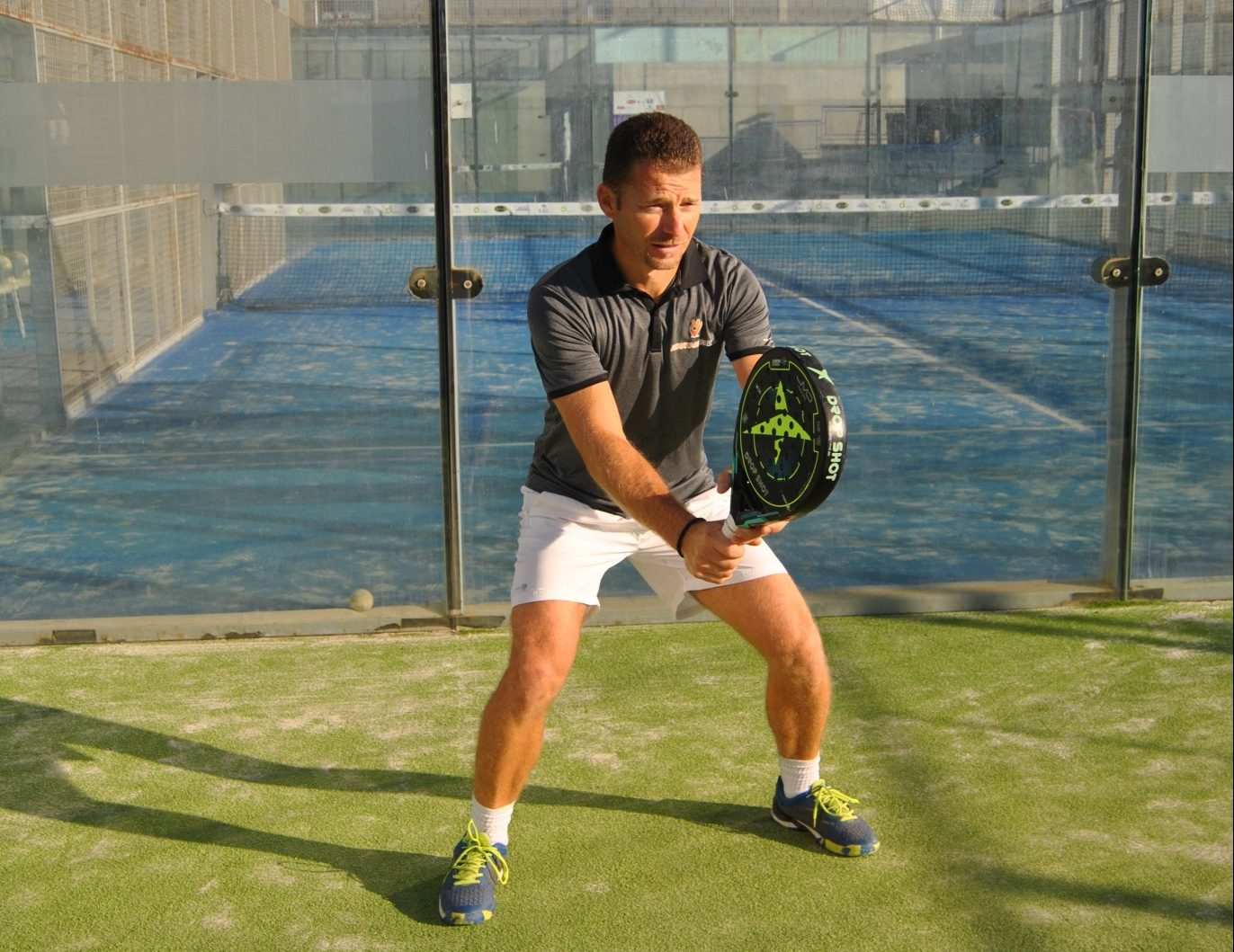 Padel Tutorial: The Waiting Position
