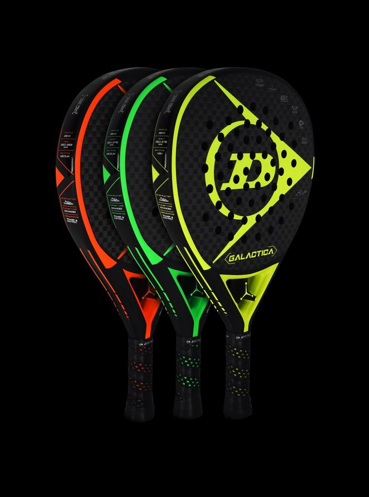 The new Dunlop Padel range for 2020