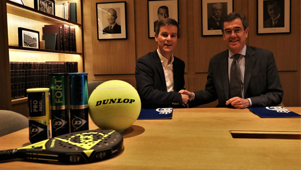 Partner Dunlop z Real Club de Tennis Barcelona 1899