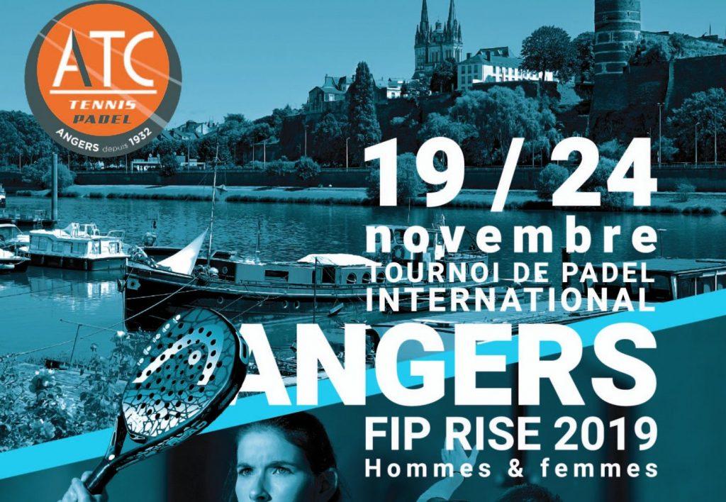 Angers : Bientôt le centre du padel mondial !