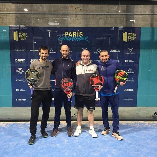 Huet / Tison : Vainqueurs à Casa Padel