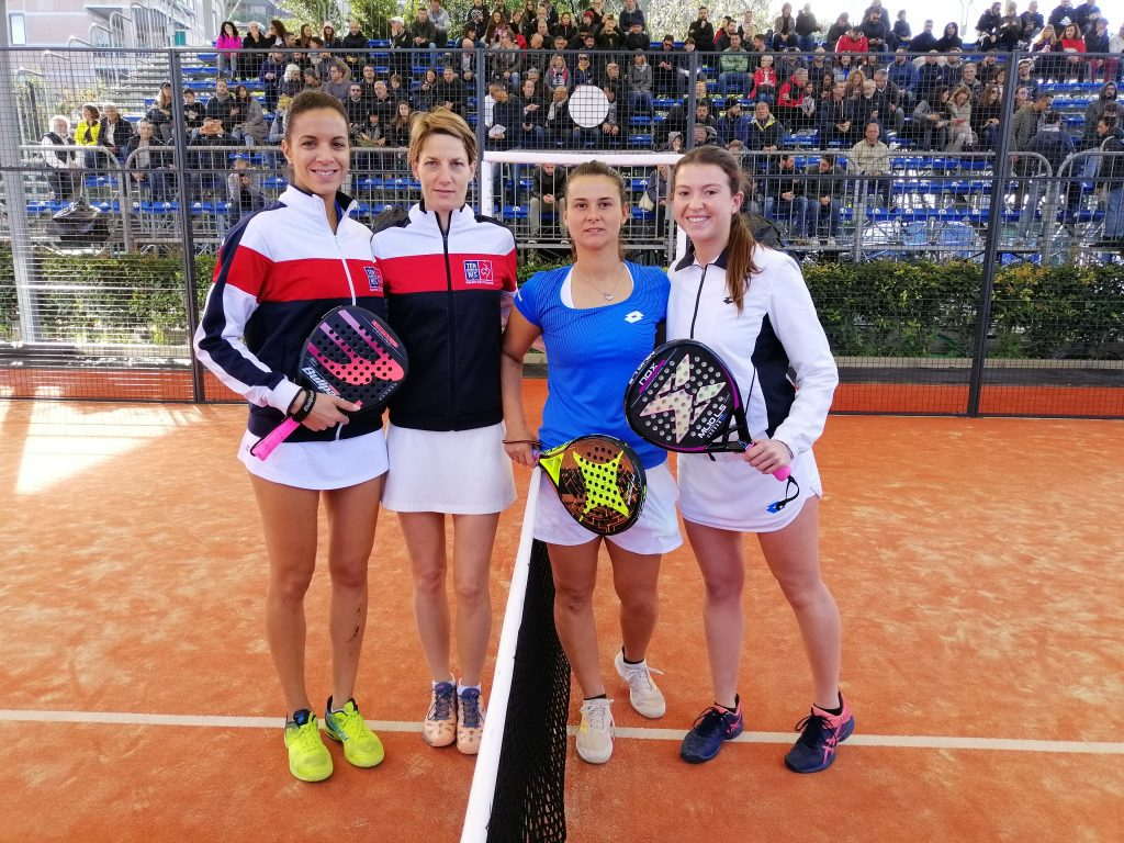 Match 1 final France Italy ladies