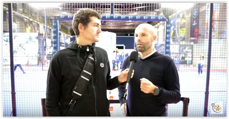 Interview Frédéric Oudeville