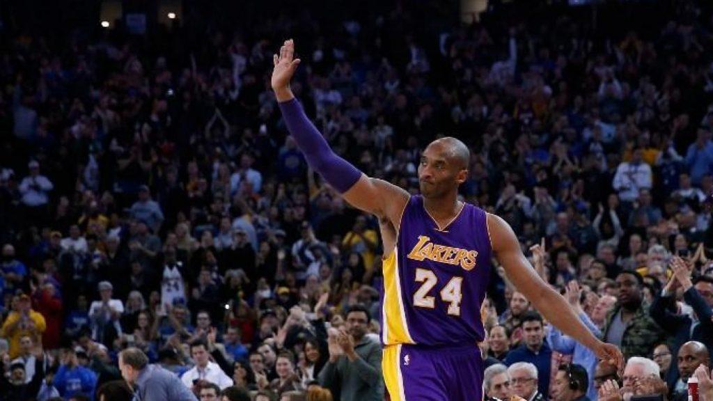 Kobe Bryant : le padel lui rend hommage