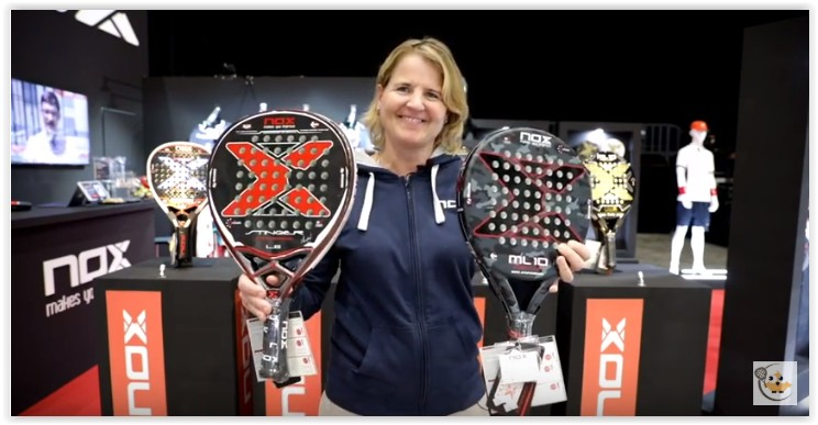 Nox Padel - The Stinger and the ML10 - 10 år