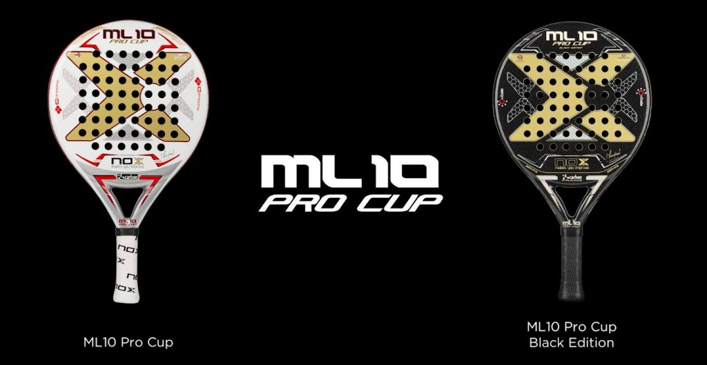 Nox ML10 Pro Cup Black edition