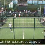 Open de padel barcelone 2011 padelpro tour