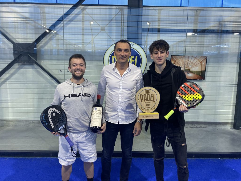 Gros week-end chez Big Padel