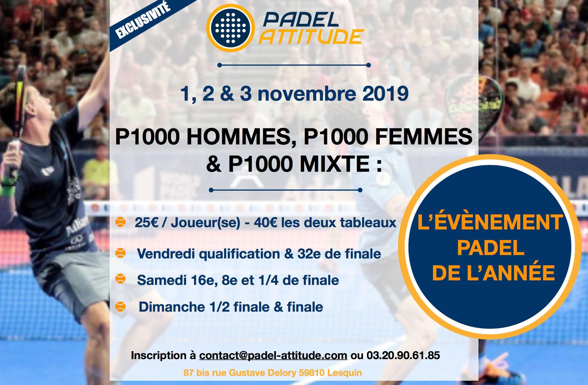 P3000 - Padel Attitude - 1 na listopad 3