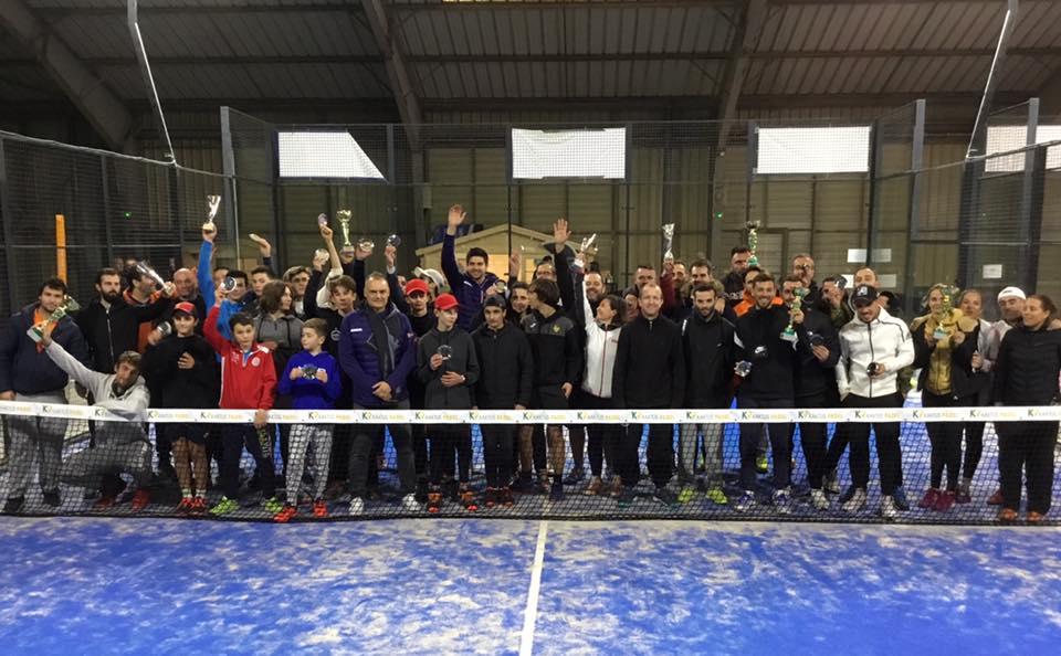 PACA: successo del campionato interclub regionale di Padel