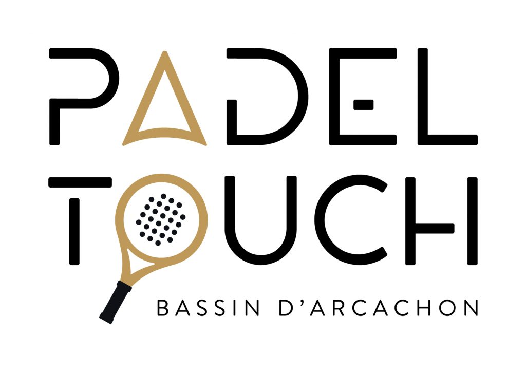 PADEL TOUCH_Logo|padel touch|affiche padel touch P1000|affiche padel touch P1000