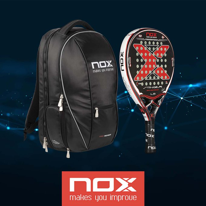 Pack Nox Stinger|Nox pack Stinger 10th anniversary|Nox Stinger face|Nox Stinger