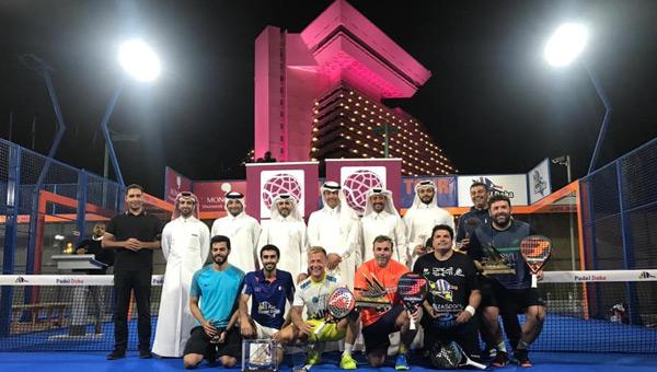 Padel Doha | Vencedores do Padel Doha
