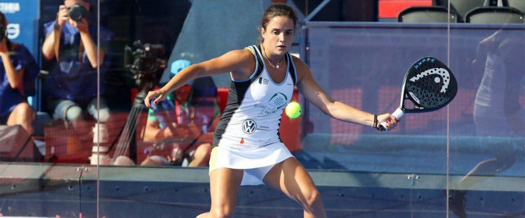 Paula Josemaría continue chez Head
