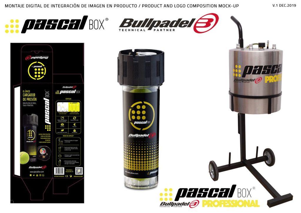 Pascal Box, bolas de presión de por vida