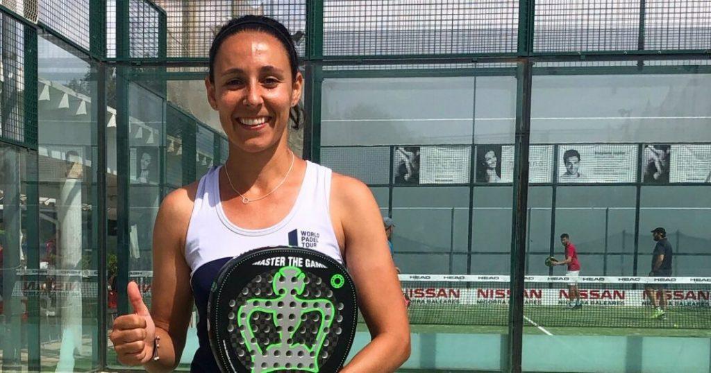 Sandra Hernández, jugadora Black Crown