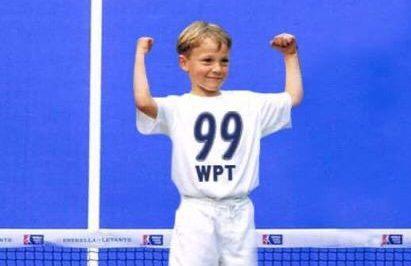 Scatena-公式:世界で99番目のプレーヤー!