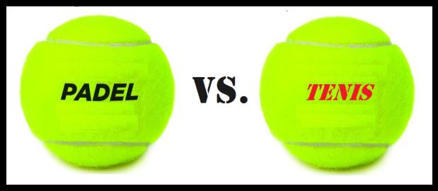 Piłki Padel kontra piłki tenisowe