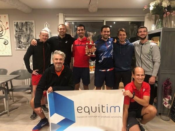 Agius/Lazzarini vainqueurs au Tc Vignal