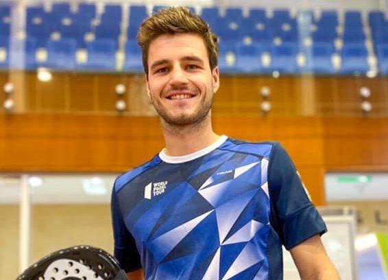 Raquette à gagner de Johan Bergeron