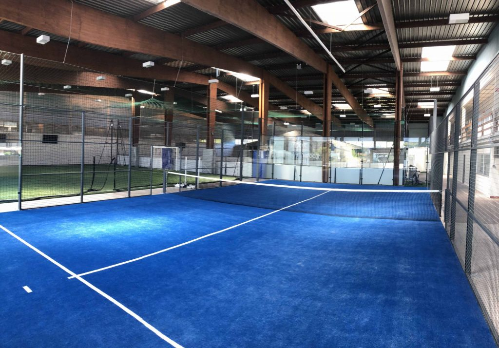 Agen Indoor : 2 terrains de padel indoor !