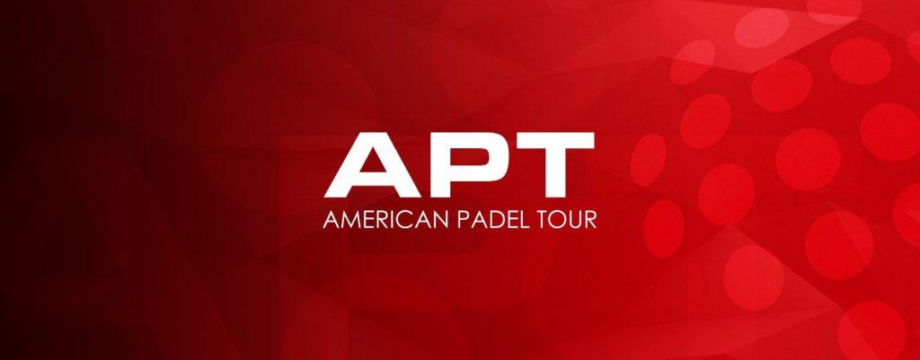 american padel tour logo