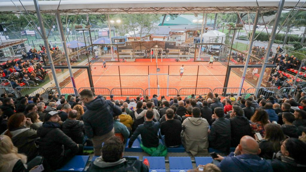 central court european padel