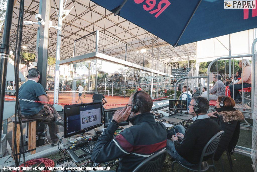 commentateurs european padel championship 2019 testu|court central european padel championship 2019|european padel championship 2019 public