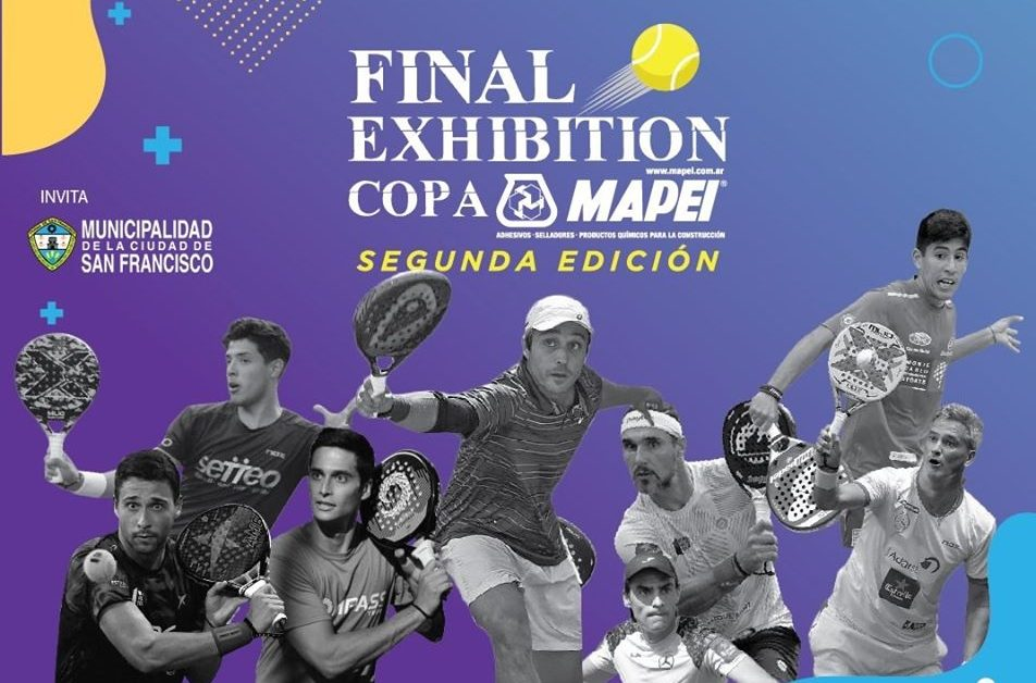 Unpublished final at the Copa Mapei 2020: Bela / Tapia vs Chingotto / Lamperti