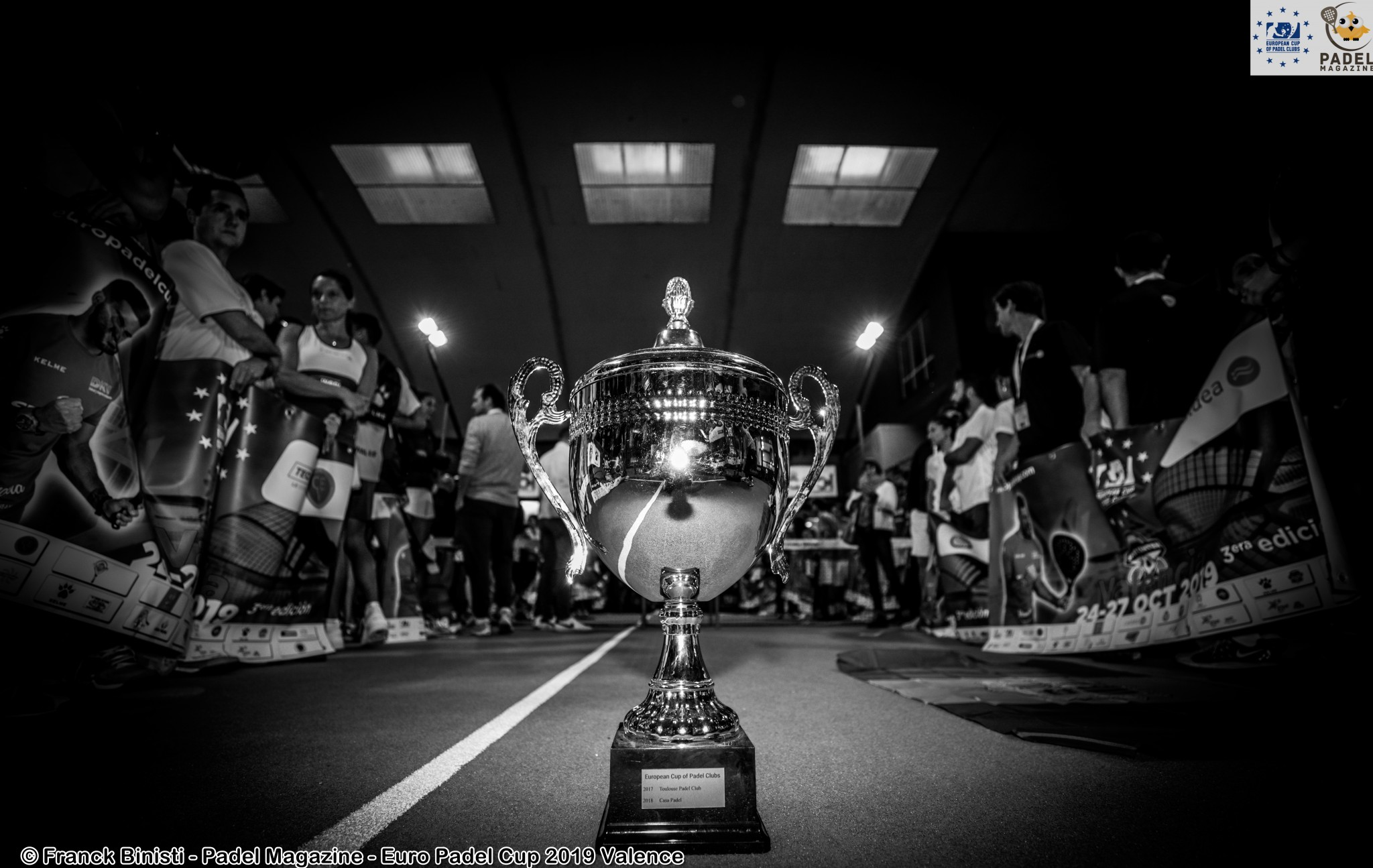 coupe euro padel cup 2019