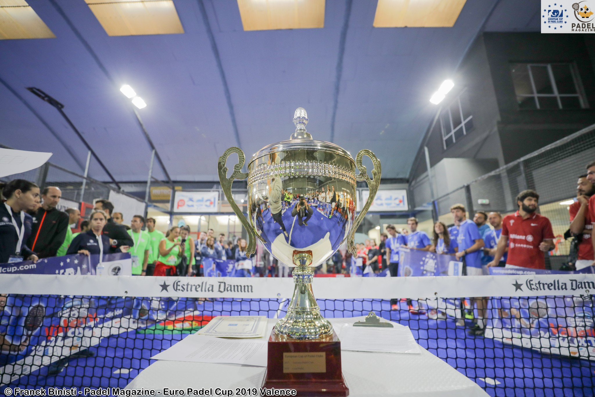 coupe europe padel