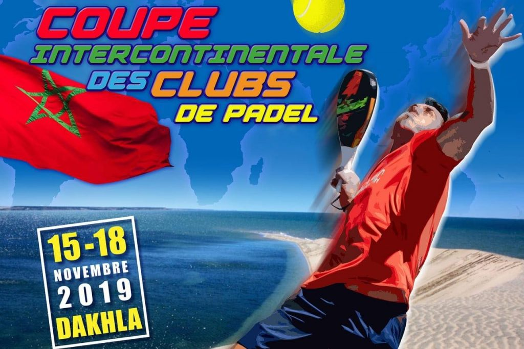 intercontinental padel cup | table intercontinental padel cup 2019 | table intercontinental padel