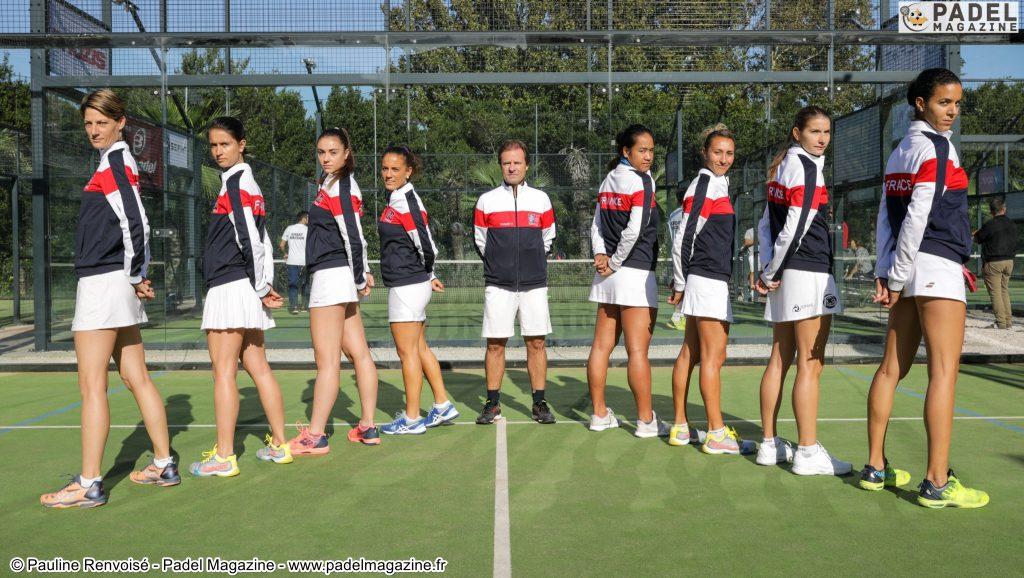 La squadra femminile francese con 3 partite della consacrazione