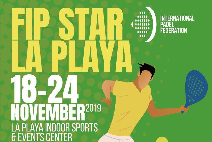 FIP STAR La Playa : du 18 au 24 novembre