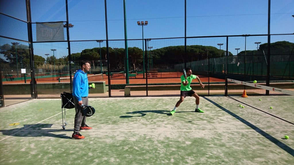 Differences between padel practice in France and Spain