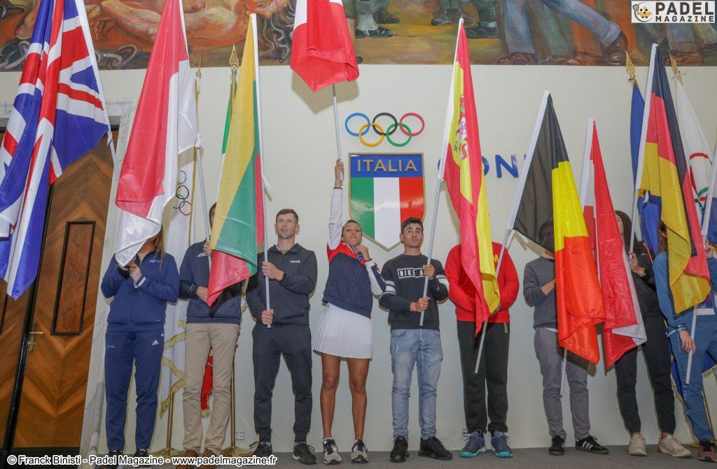 france padel team 2019