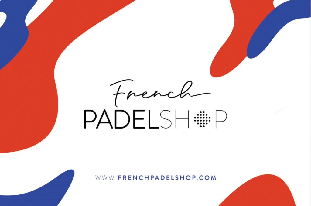 French Padel Shop : 100% frenchie !