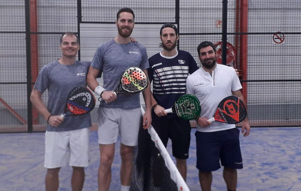 Groll / Garcia: Good resolutions at the Open Vino Sud du Padel & Foot Bischheim