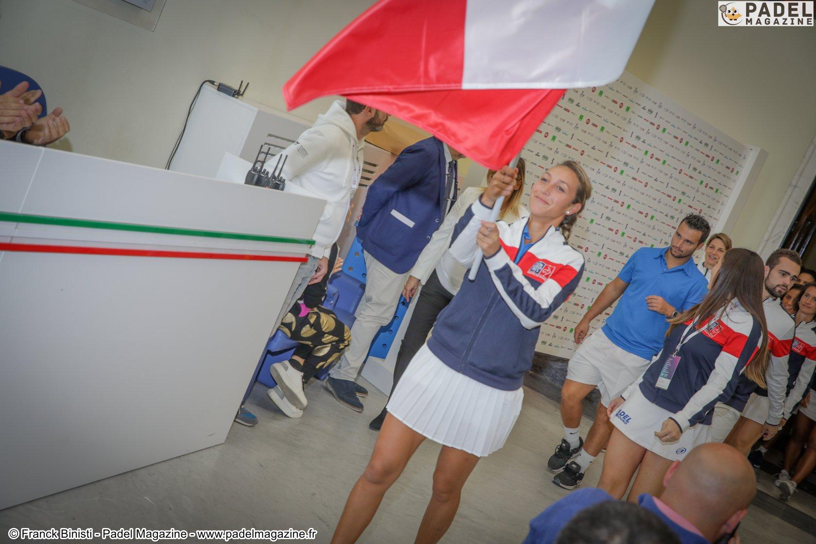 A quand les championnats de France de padel par équipes ?