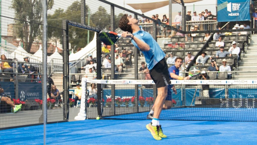 World Padel Tour : le Top 5 de Juan Lebron