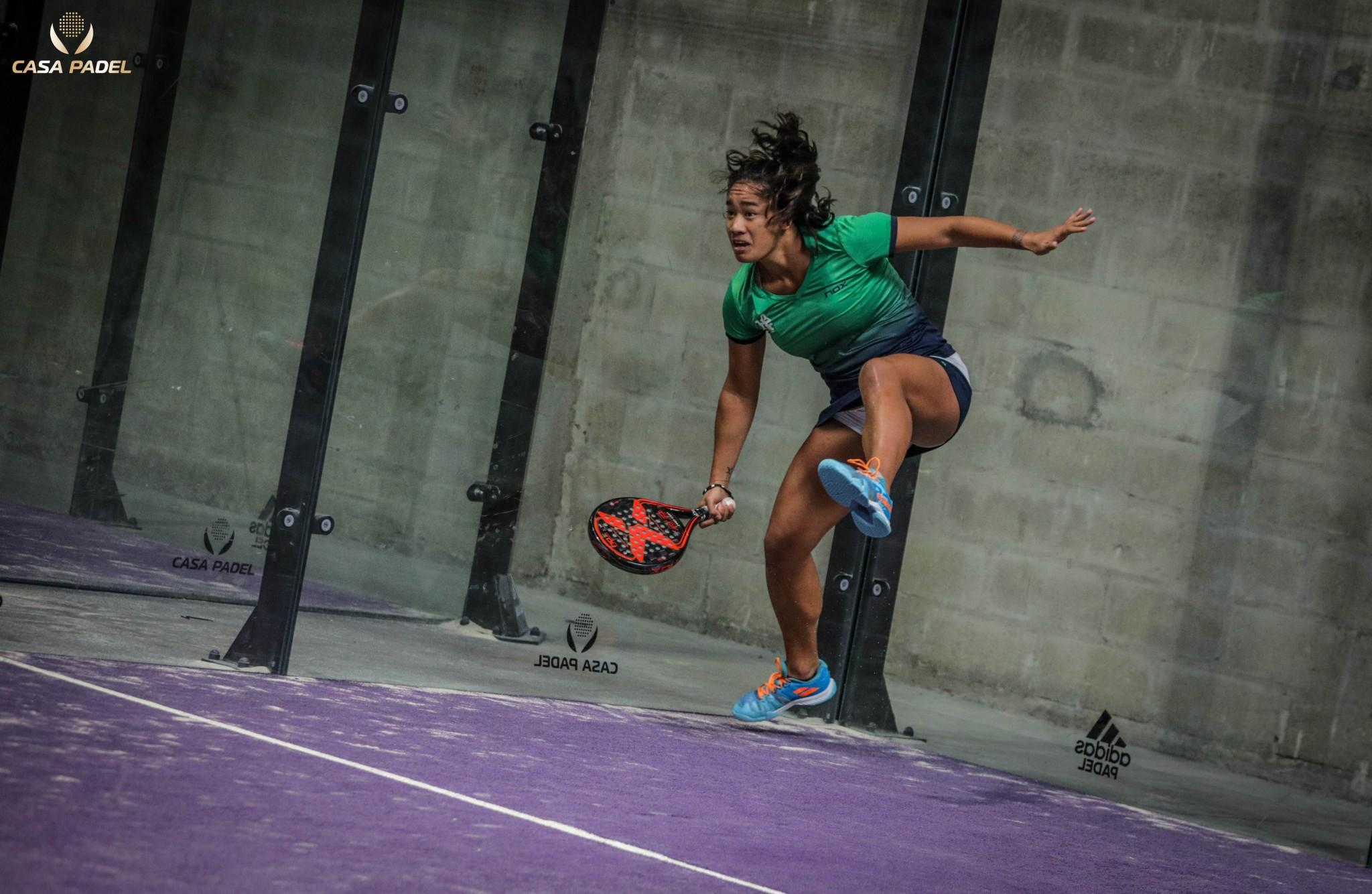 """Léa Godallier: """"WPT topp 50-mål 2020"""""""