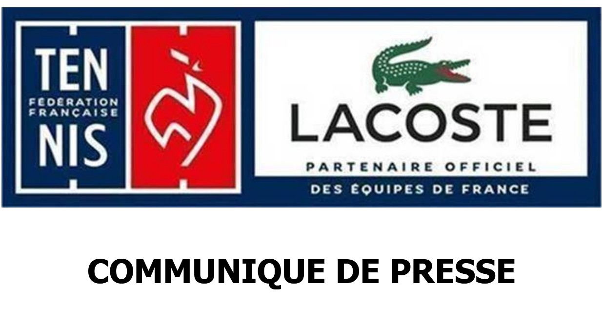 lacoste fft tennis padel 2020
