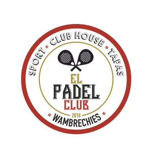 logo El Padel Club Wambrechies|El padel club