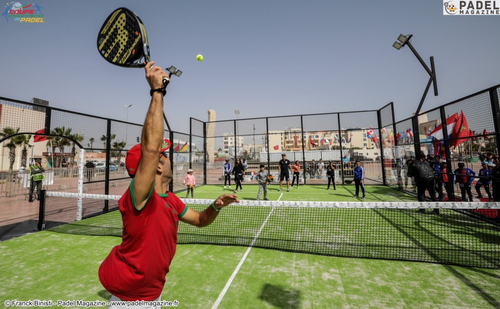 4 television channels for the Intercontinental Cup of padel