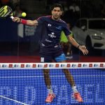 maxi-sanchez bullpadel forehand volley