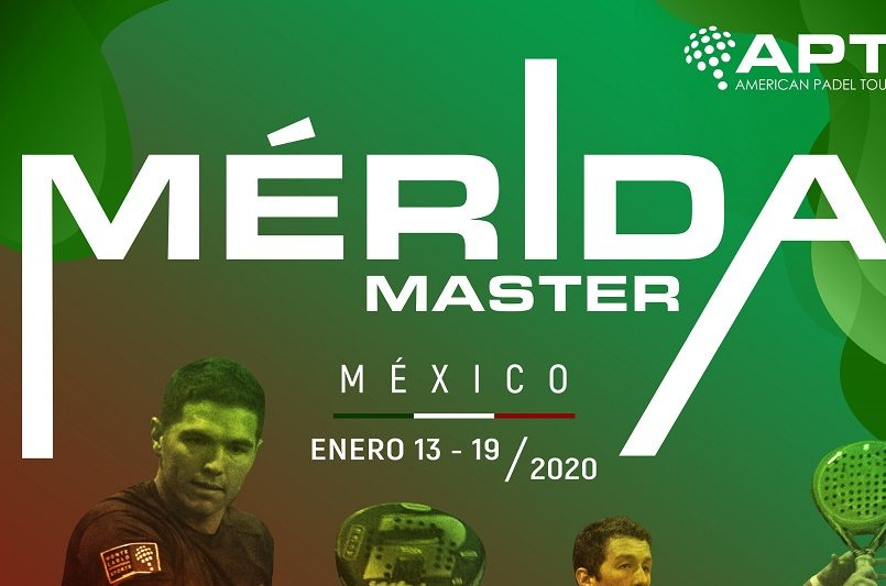 Final Mérida Master: Gutierrez / Egea vs FLores / Julianoti