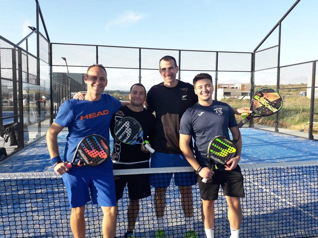 网球帕德尔俱乐部