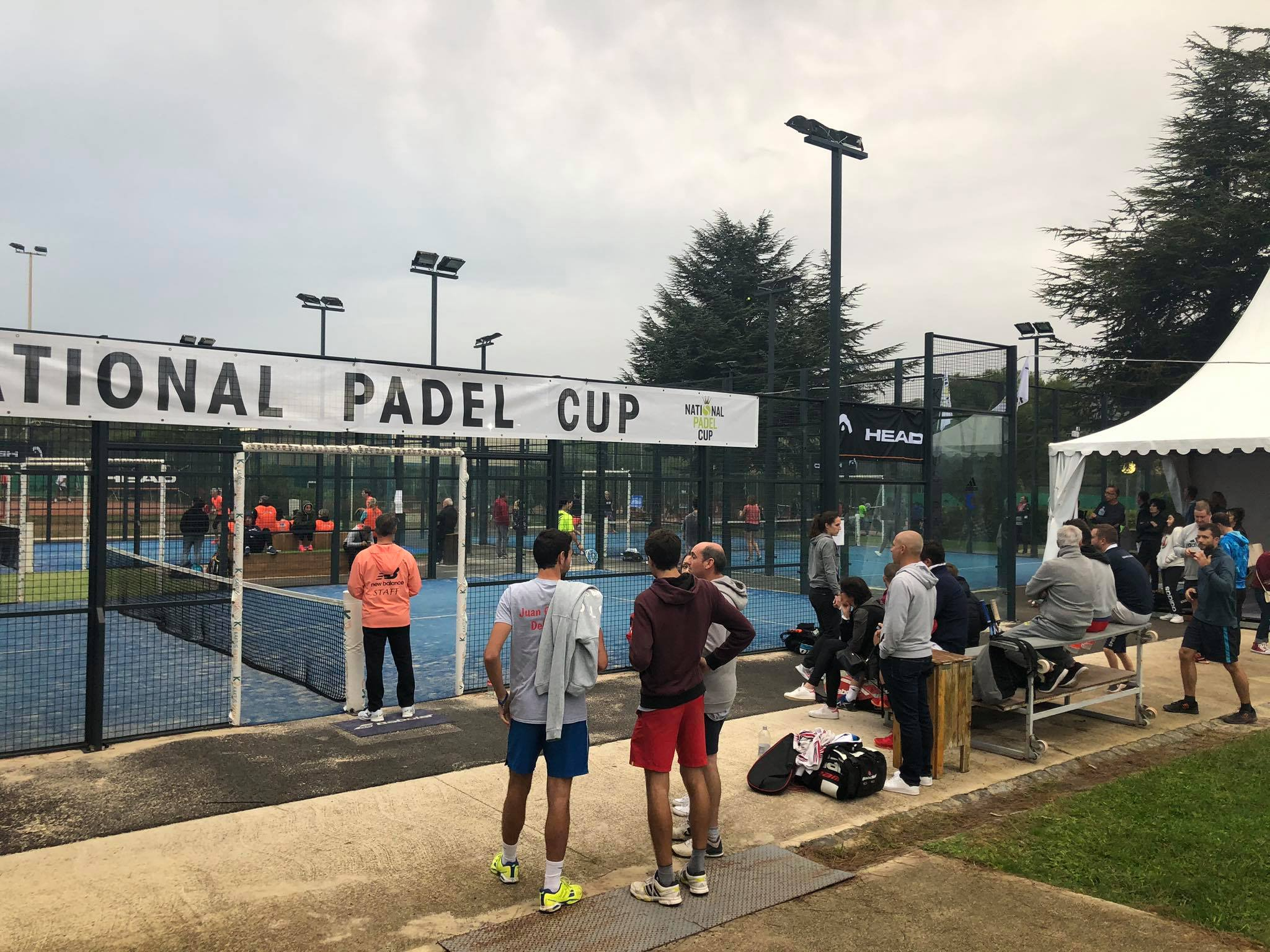 The National Padel Cup 2019: 100 pairs from the first day!